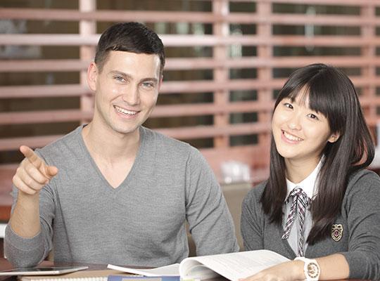 威海威高广场中心韦博公共英语培训