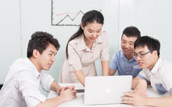 韦博职场英语培训