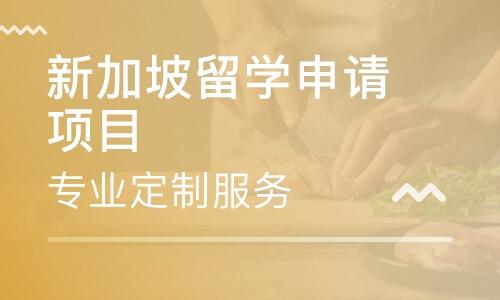 南阳新加坡留学机构-南阳申请新加坡留学课程