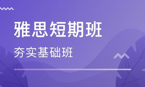 南京华采天地美联雅思英语培训
