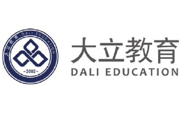 大立教育山东烟台培训学校logo
