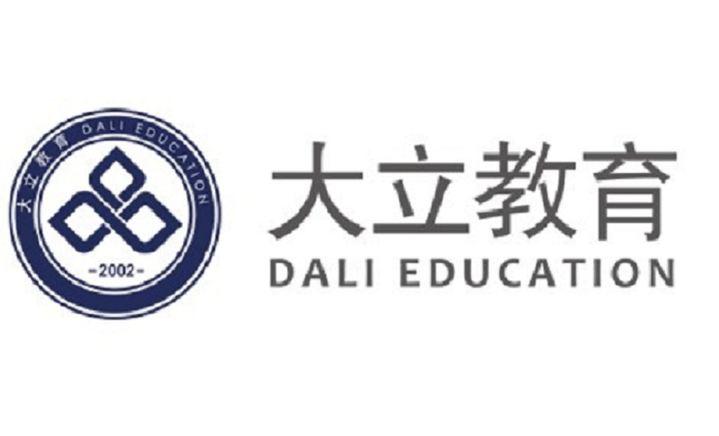 大立教育湖南常德培训学校logo