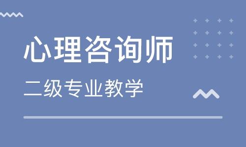 阳江心理咨询师培训