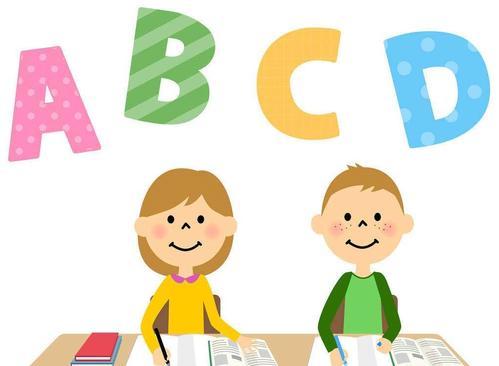 26个字母的标准发音 26个字母的正确书写格式 26个字母书写歌谣