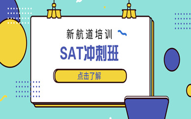 湛江新航道英语SAT培训