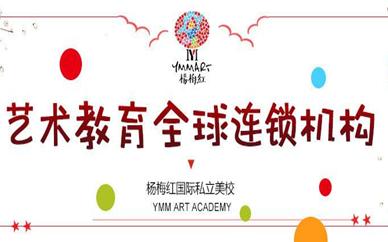 阳江东汇城杨梅红国际私立美校