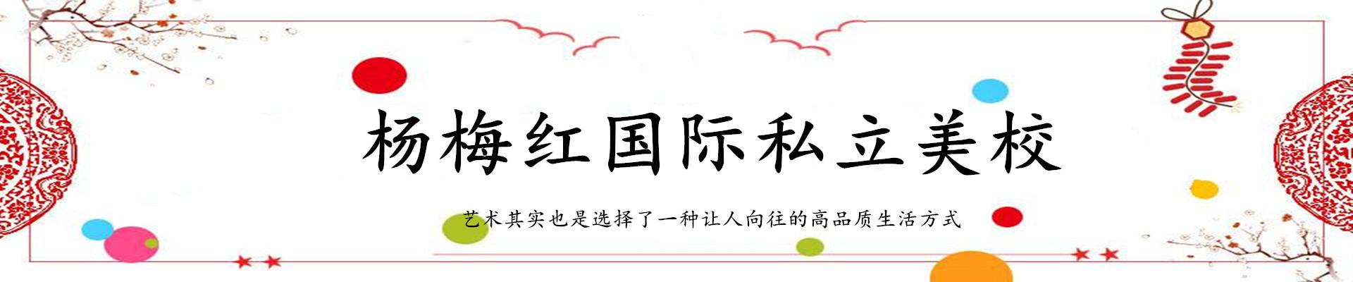 枣庄万达杨梅红国际私立美校