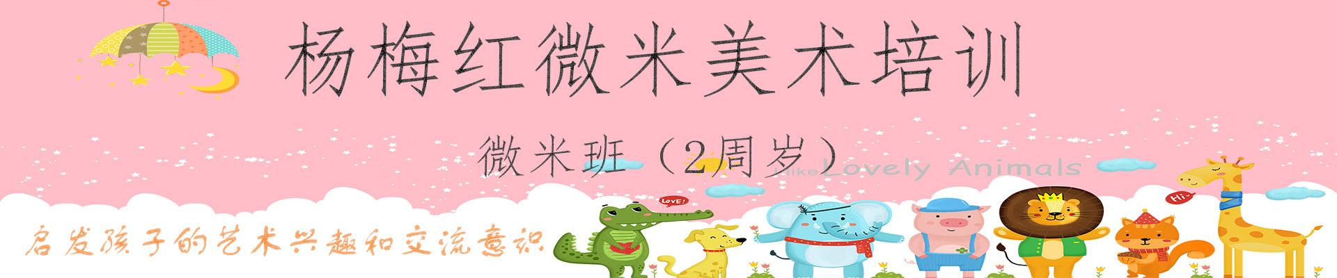 烟台芝罘万达杨梅红国际私立美校