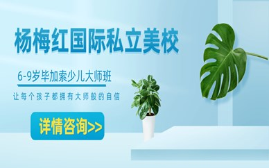 深圳大学城6-9岁毕加索少儿班