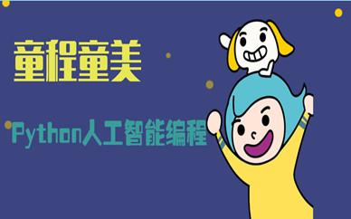 广州萝岗童程童美Python人工智能少儿编程