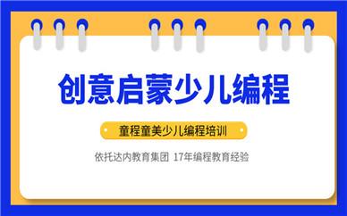 天津河西鲁能城童程童美创意少儿编程