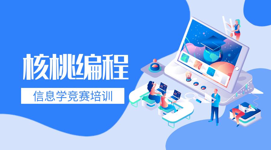 郑州核桃编程信息学竞赛培训