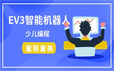 浙江嘉兴童程童美EV3机器人编程