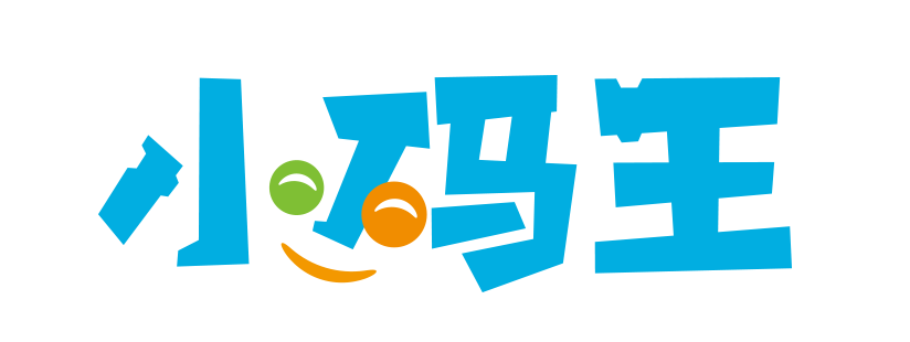 杭州深蓝广场小码王少儿编程培训机构logo