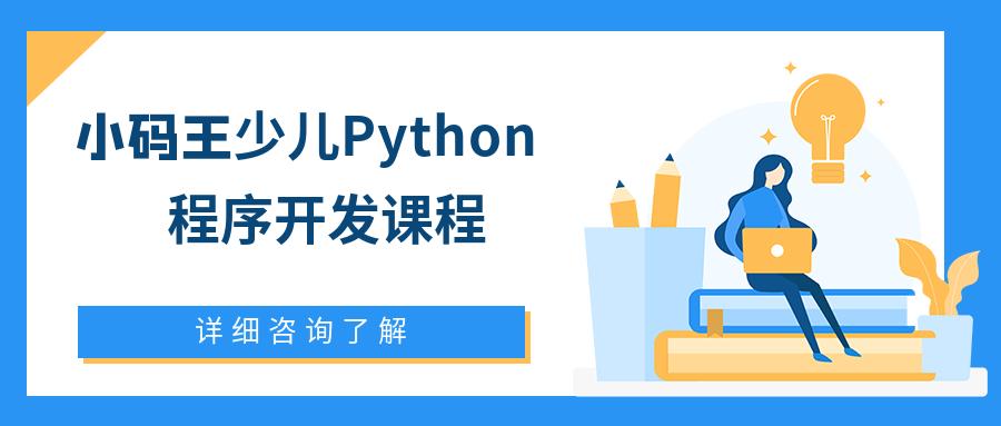 天津和平赛顿小码王少儿Python程序开发课程