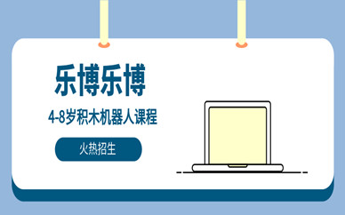 南宁东盟商务区乐博4-8岁儿童积木机器人编程
