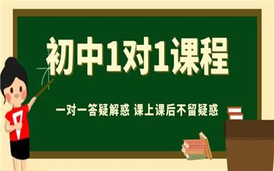 南阳励学初中1对1课程