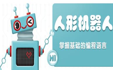 合肥乐博人形机器人编程班