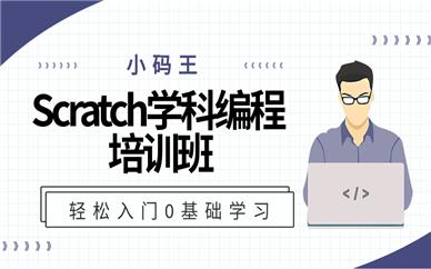 天津小码王Scratch少儿编程专业吗