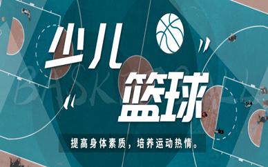 广州荔湾少儿篮球培训班