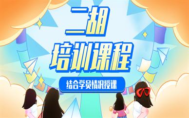深圳罗湖二胡培训学习班