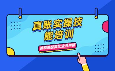 重庆北碚真账实操技能培训