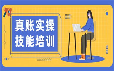重庆渝中真账实操技能培训