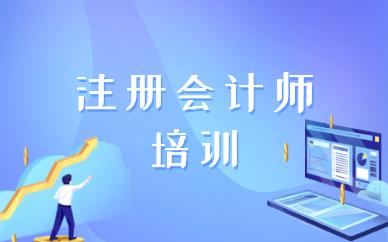 重庆渝北麦积注册会计师培训